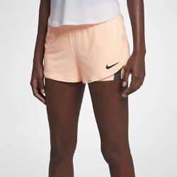 Женские теннисные шорты NikeCourt Dri-FIT AceГИБКОСТЬ И ПОДДЕРЖКА  Женские теннисные шорты NikeCourt Ace из влагоотводящей ткани со вшитыми шортами обеспечивают поддержку и комфорт во время игры.  Комфорт в движении  Ткань с высоким коэффициентом эластичности обеспечивает полную свободу движений.  Воздухопроницаемость и защита  Дышащие вшитые шорты создают дополнительную поддержку и защиту при каждом ударе.  Удобное хранение  Удобные карманы для мячей не мешают во время игры.<br>
