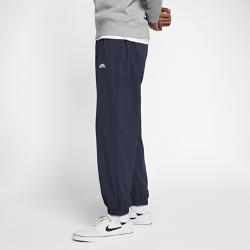 Мужские брюки из тканого материала Nike SB FlexМужские брюки Nike SB Flex из эластичного тканого материала обеспечивают естественную свободу движений при катании и на каждый день.<br>