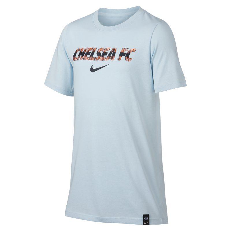 Chelsea FC Dri 924215-411 - FIT Genç Çocuk (Erkek) Tişörtü XL Beden Ürün Resmi
