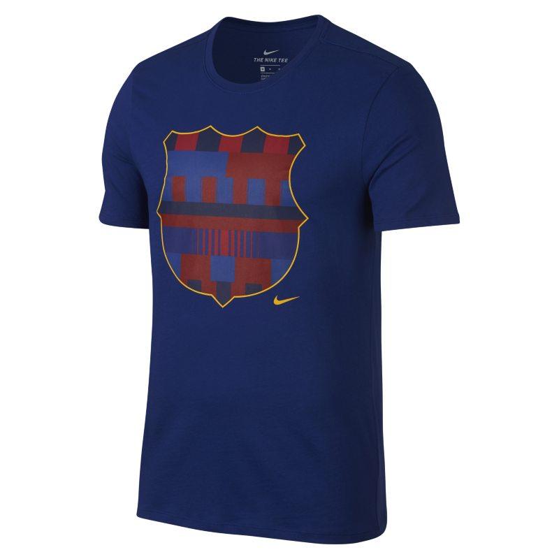 FC Barcelona Erkek Tişörtü  924278-455 -  Mavi S Beden Ürün Resmi