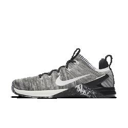 Мужские кроссовки для тренинга Nike Metcon DSX Flyknit 2Мужские кроссовки для тренинга Nike Metcon DSX Flyknit 2 с верхом из дышащего материала со стабилизирующими нитями Flywire обеспечивают легкость, фиксацию и вентиляцию для интенсивных тренировок: от поднятия тяжестей до забегов на короткие дистанции.<br>