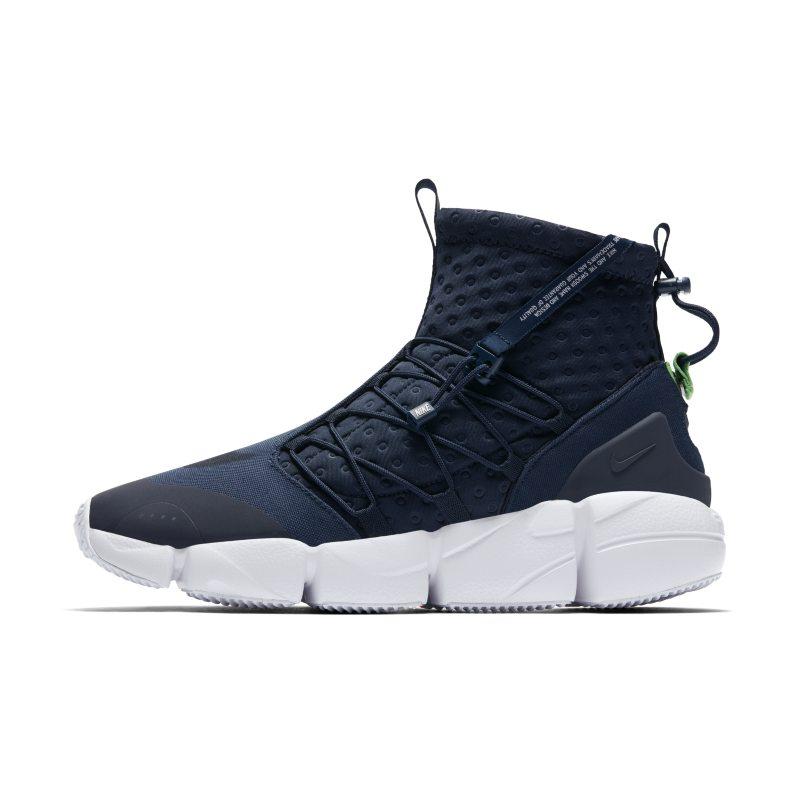 Nike Air Footscape Mid Utility Erkek Ayakkabısı  924455-400 -  Mavi 42.5 Numara Ürün Resmi