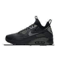 Мужские кроссовки Nike Air Max 90 Ultra Mid WinterМужские кроссовки Nike Air Max 90 Ultra Mid Winter — адаптированная для зимы культовая модель с увеличенной внутренней вставкой и резиновым протектором для сцепления с разнымитипами поверхности.<br>