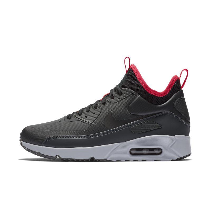 Nike Air Max 90 Ultra Mid Winter Erkek Ayakkabısı  924458-003 -  Siyah 44 Numara Ürün Resmi