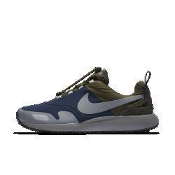 Мужские кроссовки Nike Air Pegasus ATРазработанные для зимней погоды мужские кроссовки Nike Air Pegasus AT обеспечивают тепло благодаря внутреннему слою из легкого пеноматериала, а ребристый рисунок протектора обеспечивает непревзойденное сцепление на скользких поверхностях.<br>