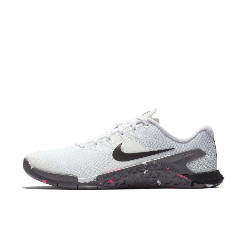 Nike Metcon 4 Zapatillas de cross-training y levantamiento de pesas - Mujer - Blanco