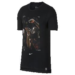 Мужская баскетбольная футболка James Harden Nike Dry (NBA Player Pack)Мужская баскетбольная футболка Nike Dry (NBA Player Pack) передает яркие моменты игр НБА. Преимущества  Ткань Nike Dry отводит влагу и обеспечивает комфорт Удлиненная сзади нижняя кромка  Информация о товаре  Состав: 75% полиэстер/13% хлопок/12% вискозное волокно Машинная стирка Импорт<br>