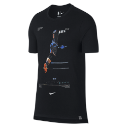 Мужская футболка НБА Kristaps Porzingis Nike Dry (NBA Player Pack)Мужская футболка НБА Nike Dry (NBA Player Pack) передает яркие моменты игр НБА. Преимущества  Ткань Nike Dry отводит влагу и обеспечивает комфорт Удлиненная сзади нижняя кромка  Информация о товаре  Состав: 75% полиэстер/13% хлопок/12% вискозное волокно Машинная стирка Импорт<br>