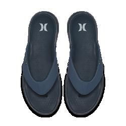 Мужские сандалии Hurley FlexМужские сандалии Hurley Flex с эргономичной стелькой повторяют естественные движения стопы, обеспечивая абсолютный комфорт.<br>
