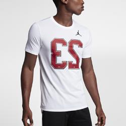 Мужская баскетбольная футболка Jordan 23Мужская баскетбольная футболка Jordan 23 из влагоотводящей ткани обеспечивает комфорт во время игры.<br>