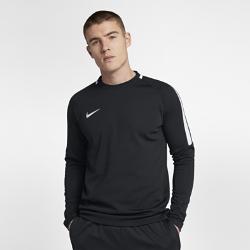 Мужская футбольная толстовка Nike Dry Academy CrewМужская футбольная толстовка Nike Dry Academy Crew из сверхмягкой влагоотводящей ткани обеспечивает тепло и комфорт на поле.<br>