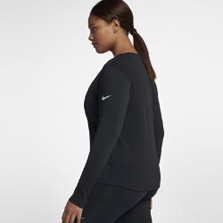 Nike Pro Warm (Plus Size) Women's Long-Sleeve Training Top