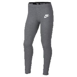 Тайтсы с графикой JDI для девочек школьного возраста Nike Sportswear Leg-A-SeeТайтсы с графикой JDI для девочек школьного возраста Nike Sportswear Leg-A-See из эластичной ткани с бесшовной конструкцией обеспечивают плотное прилегание для мягкости, комфорта и естественности движений.<br>