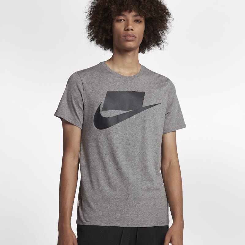 15%OFF!<ナイキ(NIKE)公式ストア>ナイキ スポーツウェア メンズ Tシャツ 927393-091 グレー 30日間返品無料 / Nike+メンバー送料無料