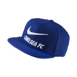 19%OFF!<ナイキ(NIKE)公式ストア>チェルシー FC プロ アジャスタブル キャップ 928325-495 ブルー 30日間返品無料 / Nike+メンバー送料無料
