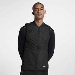 <ナイキ(NIKE)公式ストア>ナイキ エアロロフト メンズ ランニングベスト 928502-010 ブラック 30日間返品無料 / Nike+メンバー送料無料