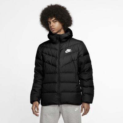 nike puffer jacket mens