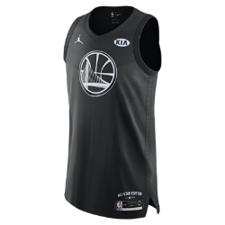Stephen Curry All-Star Edition Authentic Jersey Men's Jordan NBA Connected Jersey
