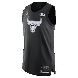 Michael Jordan All-Star Edition Authentic Jersey Men's Jordan NBA Connected Jersey