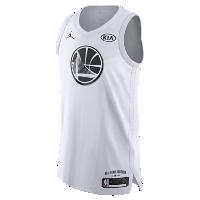 <ナイキ(NIKE)公式ストア> NEW ステフィン カリー オールスター エディション オーセンティック ジャージー メンズ ジョーダン NBA コネクテッド ジャージー 928868-101 ホワイト 会員は送料無料