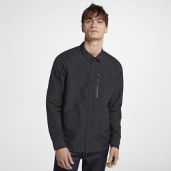 Мужская куртка Hurley ForgeМужская куртка Hurley Forge из водоотталкивающей ткани обеспечивает тепло и комфорт в любой ситуации на открытом воздухе. Погода больше не сможет тебя остановить.<br>