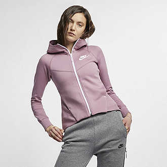 Nike Sportswear Tech Fleece Windrunner. Women s Full-Zip Hoodie eeb0bcfe1