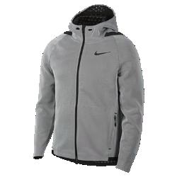 <ナイキ(NIKE)公式ストア>ナイキ サーマ スフィア マックス メンズ フーデッド フルジップ トレーニングジャケット 932037-100 ホワイト画像