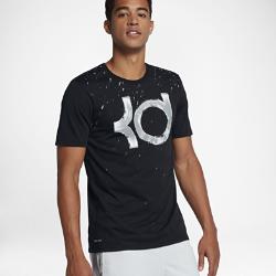 Мужская баскетбольная футболка Nike Dry KD GraphicМужская баскетбольная футболка Nike Dry KD Graphic из влагоотводящей ткани обеспечивает комфорт.<br>