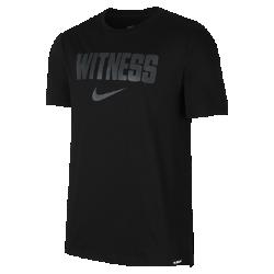 Мужская футболка Nike Dry LeBron GraphicМужская футболка Nike Dry LeBron Graphic из влагоотводящей ткани с фирменными элементами обеспечивает комфорт на весь день.<br>