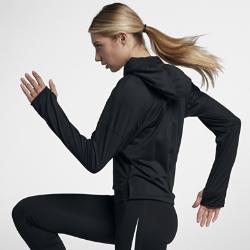 Женская беговая худи Nike MilerЖенская беговая худи Nike Miler из влагоотводящей ткани обеспечивает комфорт на протяжении всей пробежки.<br>