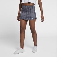 <ナイキ(NIKE)公式ストア> ナイキコート ピュア ウィメンズ テニススカート 933205-012 グレー ★30日間返品無料 / Nike+メンバー送料無料画像