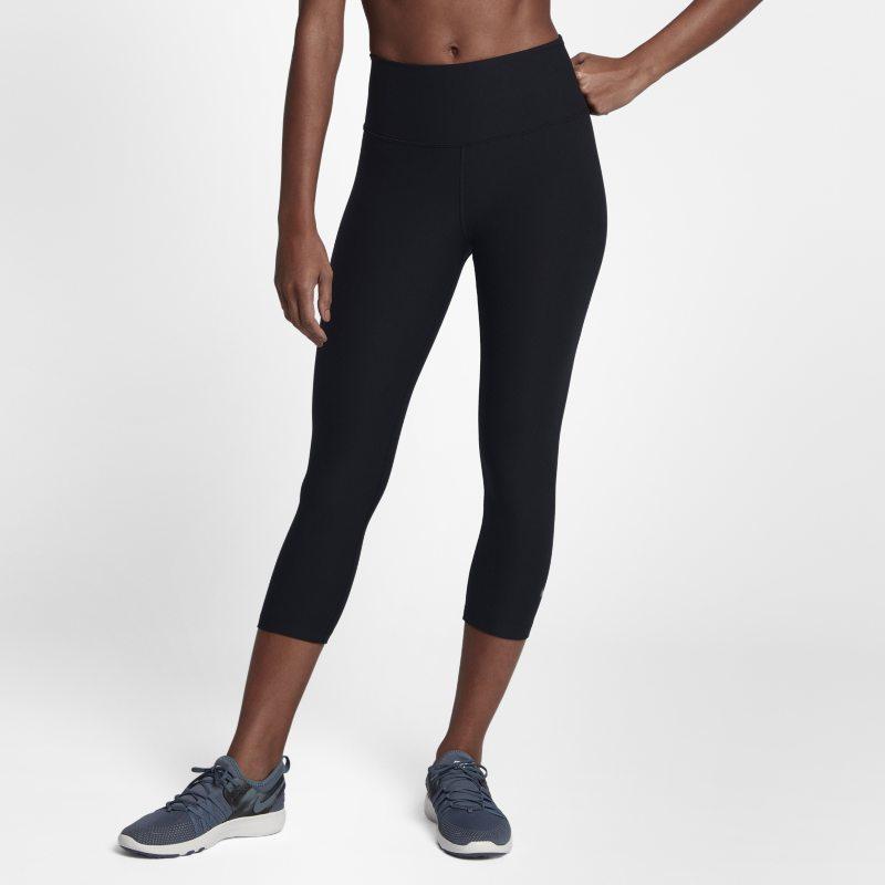 Nike Sculpt Hyper Mallas de entrenamiento de tres cuartos de talle alto - Mujer - Negro