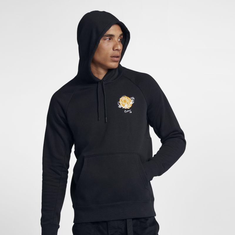 Nike SB Men's Pullover Hoodie - Black Image