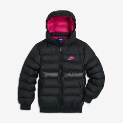 Куртка для школьников Nike SportswearКуртка для школьников Nike Sportswear обеспечивает легкость, тепло и защиту в холодную погоду. Она защищает от дождя и удерживает тепло тела, позволяя забыть о холоде и отправиться на прогулку.<br>