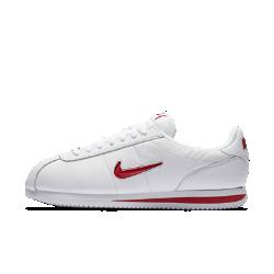 Мужские кроссовки Nike Cortez Basic Jewel QSМужские кроссовки Nike Cortez Basic Jewel QS созданы на основе культовой оригинальной модели 1972 года с поддерживающим верхом из прочной кожи.<br>