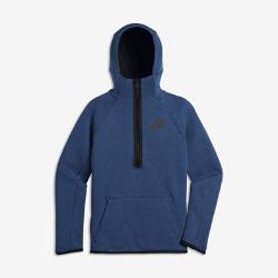 Худи для мальчиков школьного возраста Nike Sportswear Tech FleeceХуди для мальчиков школьного возраста Nike Sportswear Tech Fleece обеспечивает мягкость, легкость и тепло на поле и игровой площадке.<br>