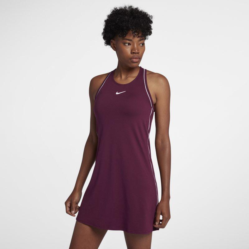 NikeCourt Dri 939308-609 - FIT Kadın Tenis Elbisesi XS Beden Ürün Resmi