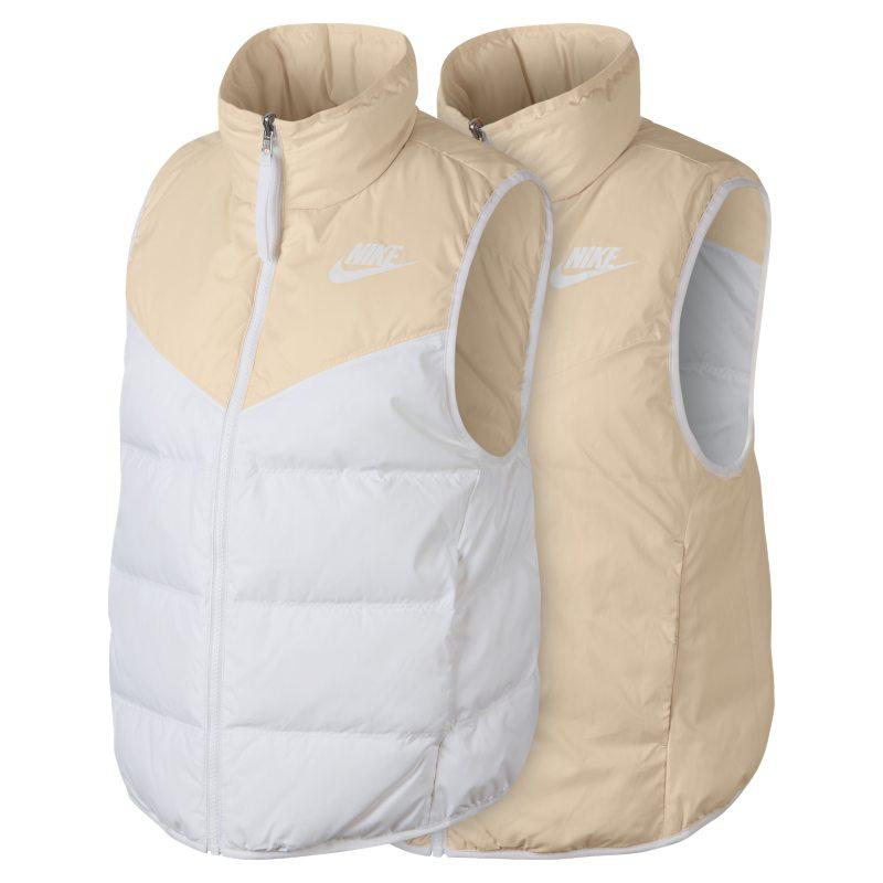 Nike Sportswear Dolgulu Kadın Yeleği  939442-838 -  Krem XS Beden Ürün Resmi