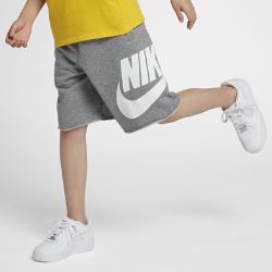 14%OFF!<ナイキ(NIKE)公式ストア>ナイキ スポーツウェア アルムニ ジュニア (ボーイズ) ショートパンツ 939610-091 グレー 30日間返品無料 / Nike+メンバー送料無料