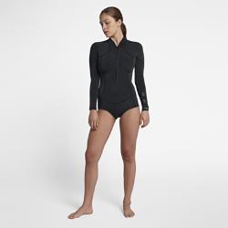 Женский гидрокостюм Hurley Advantage Plus SpringsuitЖенский гидрокостюм Hurley Advantage Plus из эластичного неопрена Echoflex обеспечивает тепло и полную свободу движений в воде, не создавая лишний объем.<br>