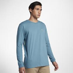 Мужская футболка с длинным рукавом Hurley CobrahМужская футболка с длинным рукавом Hurley Cobrah из первоклассной ткани обеспечивает комфорт на весь день.<br>