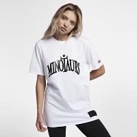 <ナイキ(NIKE)公式ストア> ナイキラボ x RT ビクトリアス ミノタウロス ウィメンズシャツ 942152-100 ホワイト画像