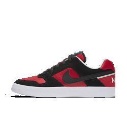 Мужская обувь для скейтбординга Nike SB Delta Force VulcГибкая и прочная мужская обувь для скейтбординга Nike SB Delta Force Vulc обеспечивает воздухопроницаемость и уверенное сцепление с доской, позволяя кататься в течение всего дня.<br>