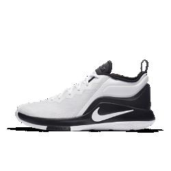 Мужские баскетбольные кроссовки LeBron Witness IIМужские баскетбольные кроссовки LeBron Witness II созданы для игроков, которым нужна скорость и максимальная сила. Кроссовки обхватывают пятку, обеспечивая фиксацию и поддержку, а амортизация Nike Zoom Air помогает мгновенно отрываться от площадки, выполняя резкие рывки и прыжки.<br>