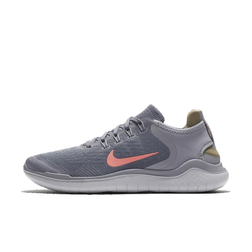 331ca7ea249d Nike Free RN 2018 Women s Running Shoe Size 7 (Grey) - Clearance Sale