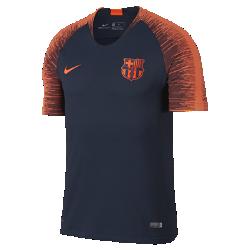 FC Barcelona VaporKnit Strike Men's Football Top