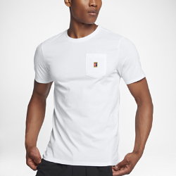 NikeCourt Heritage Pocket Men's Tennis T-Shirt