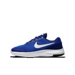 Беговые кроссовки для школьников Nike Flex Experience Run 7Беговые кроссовки для школьников Nike Flex Experience Run 7 с мягкой, легкой и гибкой амортизирующей подошвой из пеноматериала обеспечивают естественную свободу движений. Легкий верх обхватывает стопу для удобной плотной посадки.<br>