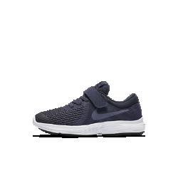 Кроссовки для дошкольников Nike Revolution 4Кроссовки для дошкольников Nike Revolution 4 с мягким комбинированным верхом из легких материалов и минималистичной конструкцией обеспечивают комфорт на весь день.<br>