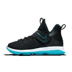 Мужские баскетбольные кроссовки LeBron XIVМужские баскетбольные кроссовки LeBron XIV с новым эластичным ремешком в средней части стопы — легкая, гибкая и элегантная модель для игры на высокой скорости.<br>